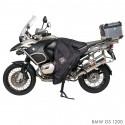 Coprigambe Gaucho R120X Nero