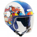 Casco 205G MAGIC COMICS Blu...