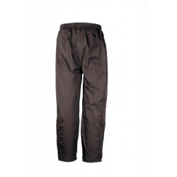 Pantalone COMPACT DOWN Nero