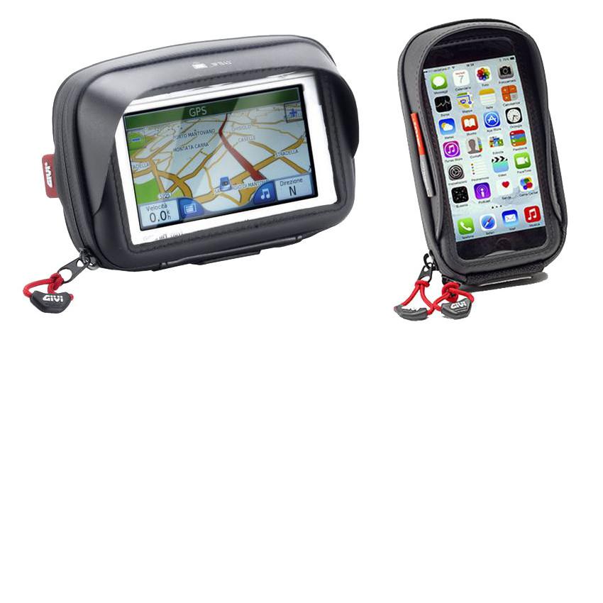 Porta GPS e Smartphone